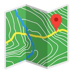 BackCountry Navigator TOPO GPS - программа на Android 4.0 / 5.0