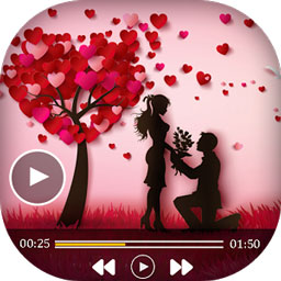 Love Video Maker - программа на Android 4.0 / 5.0