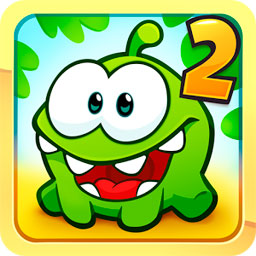 Cut the Rope 2 - игра на ОС Андроид