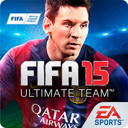 FIFA 15 Ultimate Team - игра на ОС Андроид