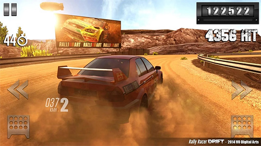 Rally Racer Drift - игра для Андроид