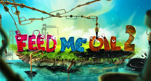 Feed Me Oil 2z - игра для смартфона на Android 2.3 / 4.0 / 5.0 / 6.0