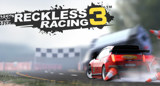 Reckless Racing 3 - игра для смартфона на Android 4.0 / 4.4 / 5.0