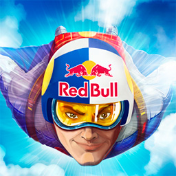 Red Bull Wingsuit Aces - игра на ОС Андроид / Android
