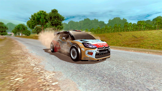 WRC The Official Game - игра для Андроид