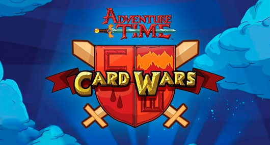Card Wars - Adventure Time - игра для смартфона на Android 2.3.3 / 4.0 / 5.0 / 6.0