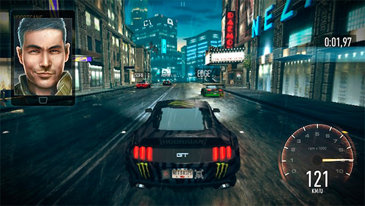 Need for Speed No Limits - игра для Андроид