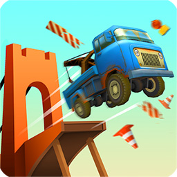 Bridge Constructor Stunts - игра на ОС Андроид / Android