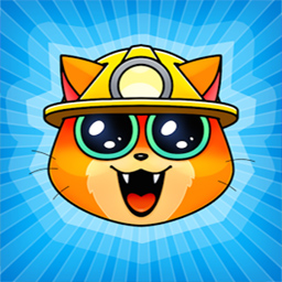 Dig it! - epic cat mine - игра на ОС Андроид / Android