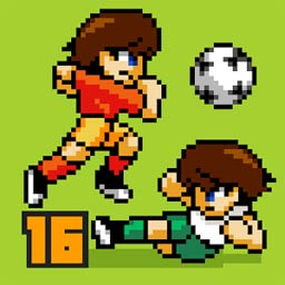 Pixel Cup Soccer 16 - игра на ОС Андроид / Android