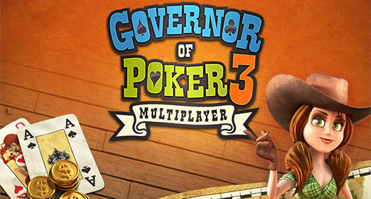 Governor of Poker 3 - игра для смартфона на Android 4.1 / 5.0 / 6.0 / 7.0