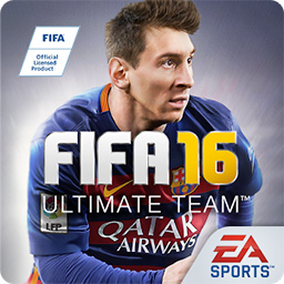 FIFA 16 Ultimate Team - игра на ОС Андроид / Android