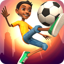 Kickerinho World - игра на ОС Андроид / Android