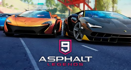 Asphalt 9: Legends — Википедия