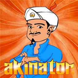 Akinator - программа для Windows Phone 8 /8.1