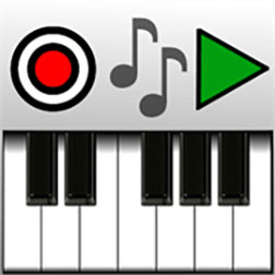 Digital Piano - программа для Windows Phone 8 /8.1