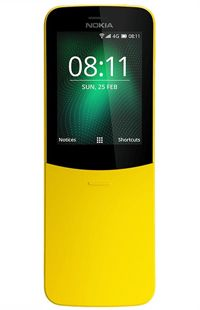 Nokia 8110 4G (2018) - цена, характеристики (Specifications) смартфона Nokia 8110 4G (2018)