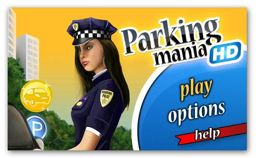 Parking Mania игра для Windows Phone