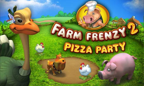 Farm Frenzy 2: Pizza Party игра для Windows Phone