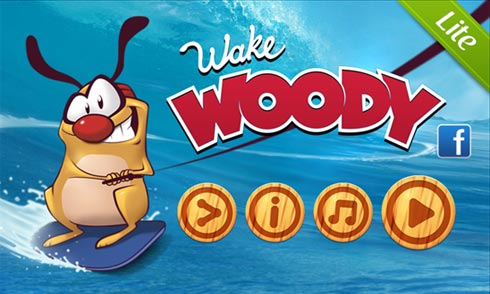 Wake Woody игра для Windows Phone