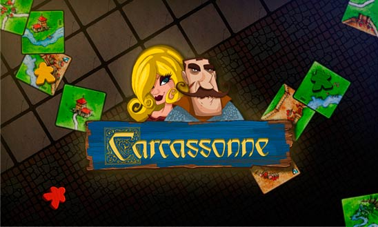 Carcassone - Spiel für Windows Phone