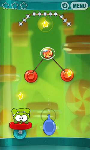 Cut the Rope: Experiments - игра для Windows Phone
