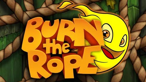 Burn the Rope игра для Symbian