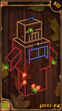 Burn the Rope - игра для Windows Phone