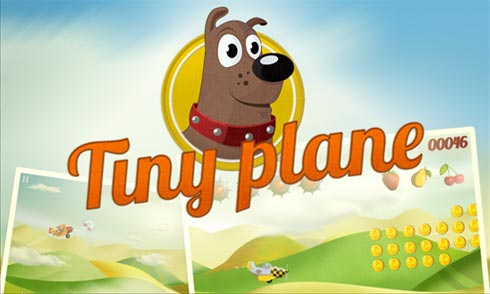 Tiny Plane - игра для Windows Phone