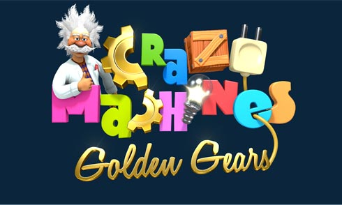 Crazy Machines Goldene Gears - Spiel für Windows Phone