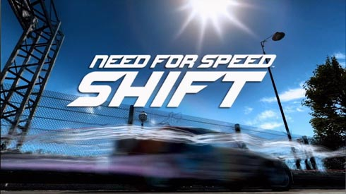Need For Speed Shift игра для Nokia N9