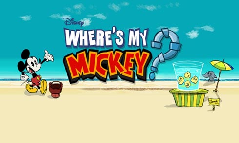 Where's My Mickey? - игра для Windows Phone