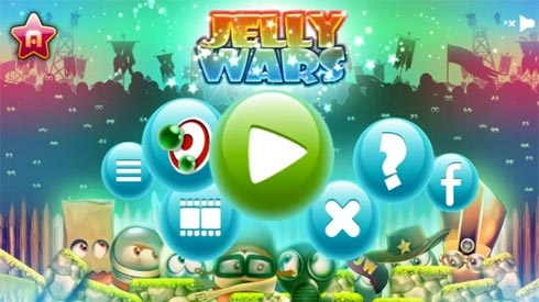 Jelly Wars игра для Nokia N9