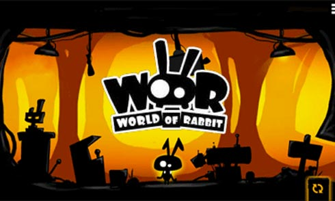 World Of Rabbit - The Dig - игра для Windows Phone
