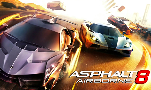 Asphalt 8: Airborne - игра для Windows Phone 8