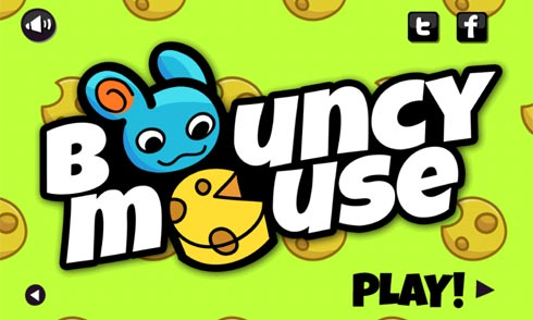 Bouncy Mouse - игра для Windows Phone 8