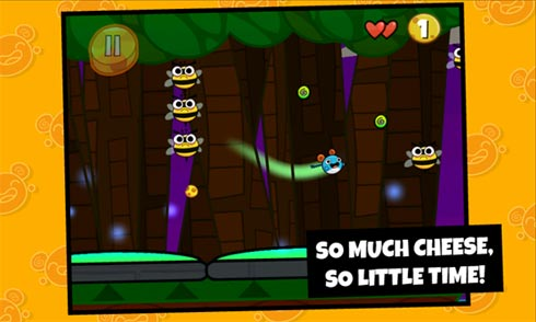 Crumble Zone - игра для Windows Phone 8