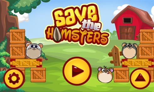 Save The Hamsters - игра для Windows Phone
