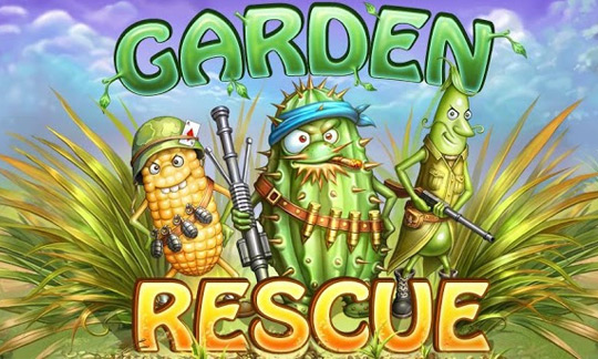 Garden Rescue - игра для Windows Phone