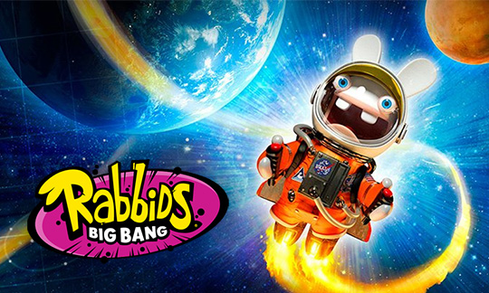 Rabbids: Big Bang - игра для Windows Phone