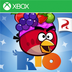 Angry Birds Rio - игра для Windows Phone 8