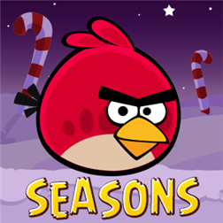 Angry Birds Seasons - игра для Windows Phone