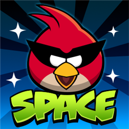 Angry Birds Space для Windows Phone 7.5 и 8 бесплатно
