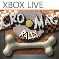 Cro-Mag Rally игра для OS Windows Phone