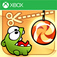 Cut the Rope игра на Windows Phone ОС