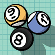 Doodle Pool 1.6.0.0 игра для Windows Phone
