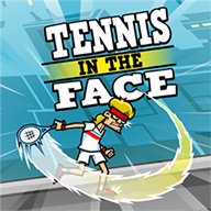 Tennis in the Face  - игра на ОС Windows Phone 8