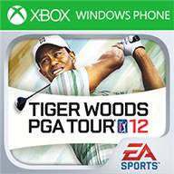 Tiger Woods 12 - игра на ОС Windows Phone