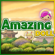 Amazing Doll - игра на ОС Windows Phone 8 или 8.1
