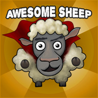 Awesome Sheep - игра на ОС Windows Phone 8 и 8.1